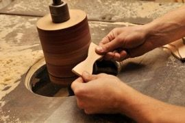 BeWooden - Ensimmäinen puinen rusetti