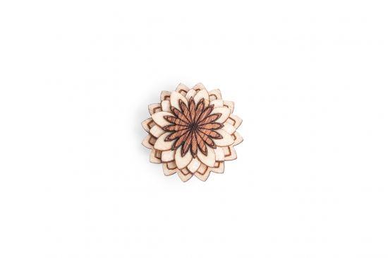 BeWooden - Cubo Flower
