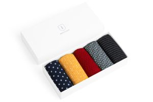 5x BeWooden Socks