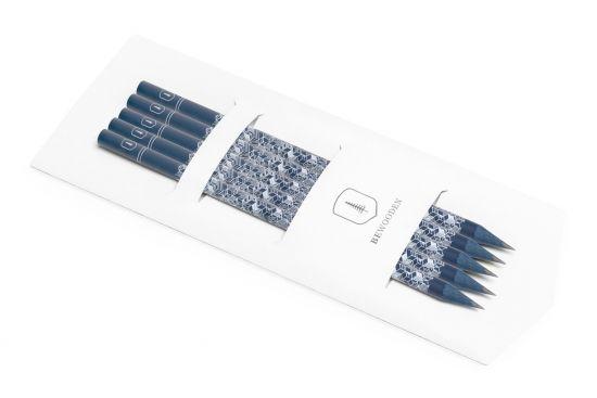 BeWooden - 0 Reablue Pencil Set