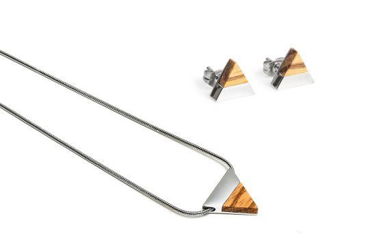 Earrings & Necklace Lini Set