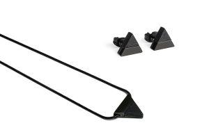 Earrings & Necklace Nox Set