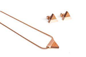 Earrings & Necklace Rea Set