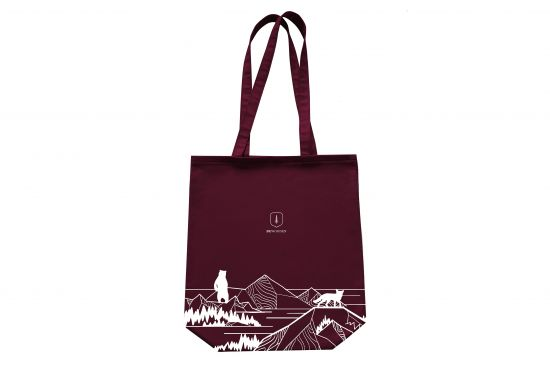 BeWooden - Brunn Fogrocks Fabric Handbag