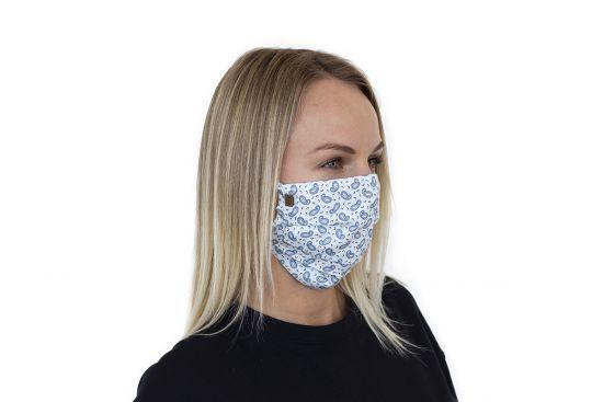 BeWooden - Paisley Mask