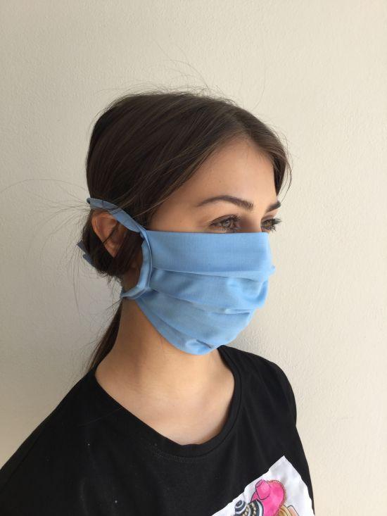 Sininen maski