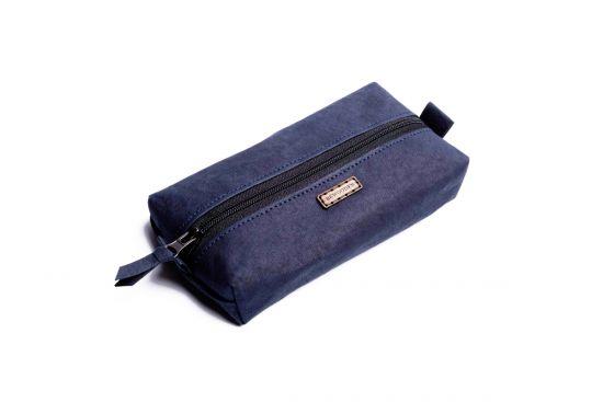 Blue washpaper case I.