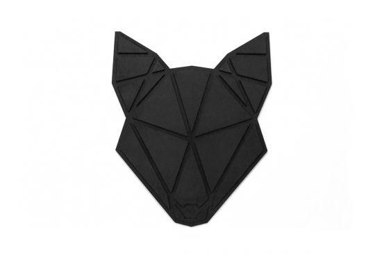 BeWooden - Wolf black