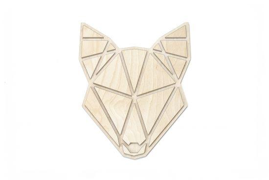 BeWooden - Wolf natural