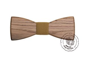 White Wine Bow Tie