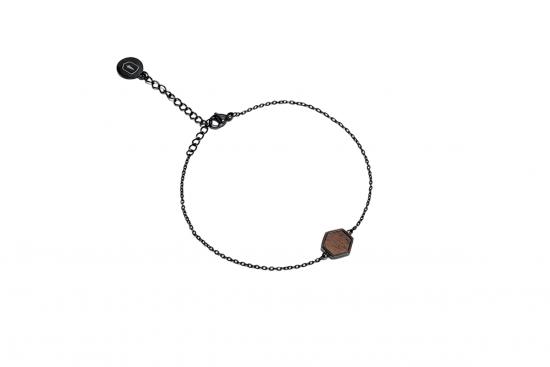 Nox Hexagon Bracelet